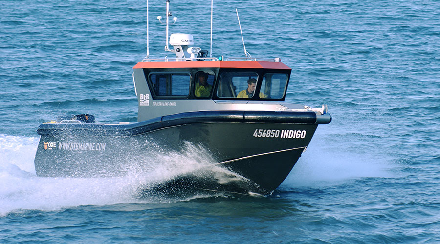 INDIGO PROJECT A TRUE GAME CHANGER IN COST-EFFECTIVE, LONG-RANGE COMMERCIAL BOATS