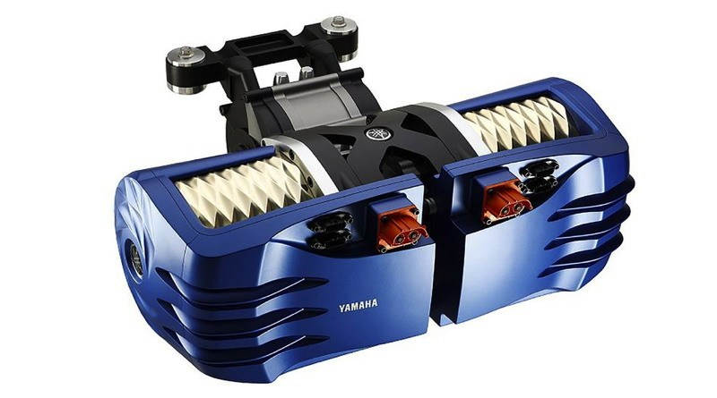 Yamaha electric motor unveiled – good for e-boats?