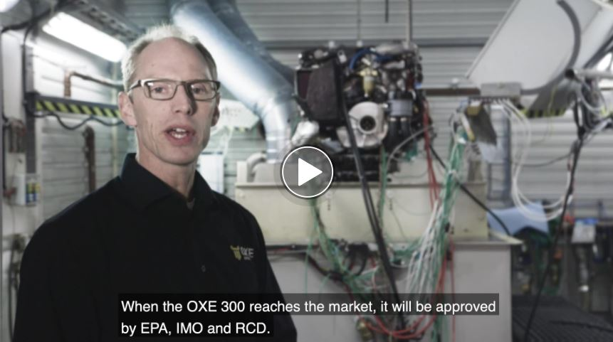 OXE ACADEMY LOW EMISSIONS