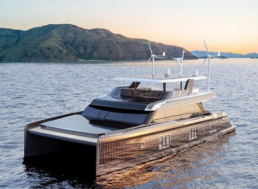 Sunreef Yachts cites 80 Sunreef Power Eco as electric cat of the future