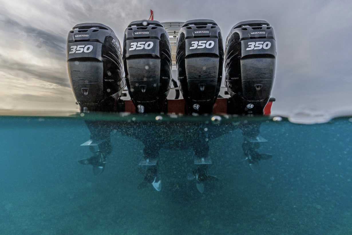 The great shift to outboards