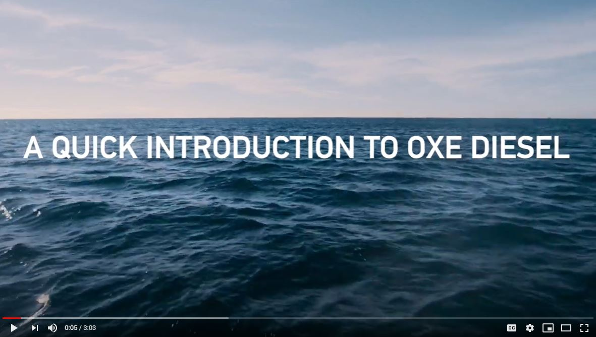 OXE DIESEL, INTRODUCTION