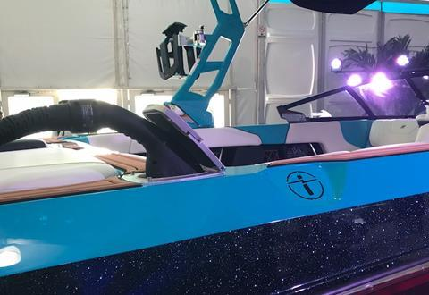 The future is here: Nautique charges forward with award-winning, all-electric tow sport boat