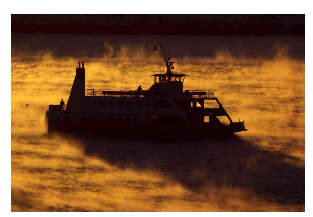 Casco Bay Lines To Purchase A Diesel-Electric Hybrid Ferry For Portland-To-Peaks Island Runs