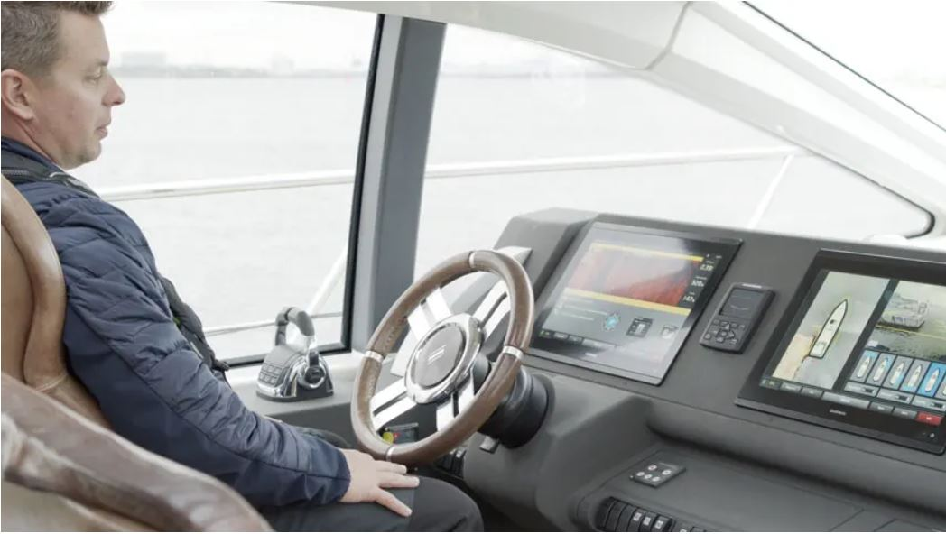 Volvo Penta continues to develop self-docking technology