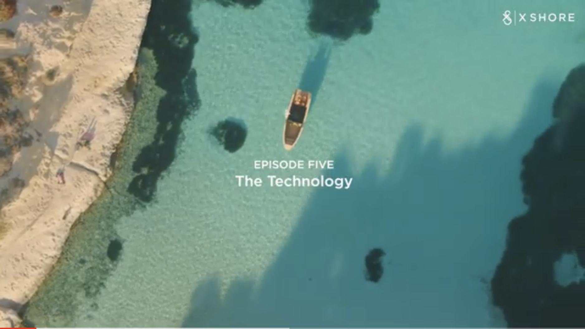 X-Shore Episode 5 – The Technology