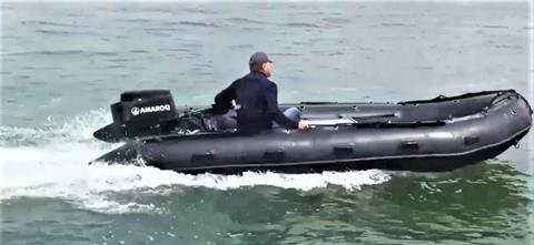 New diesel outboard launched