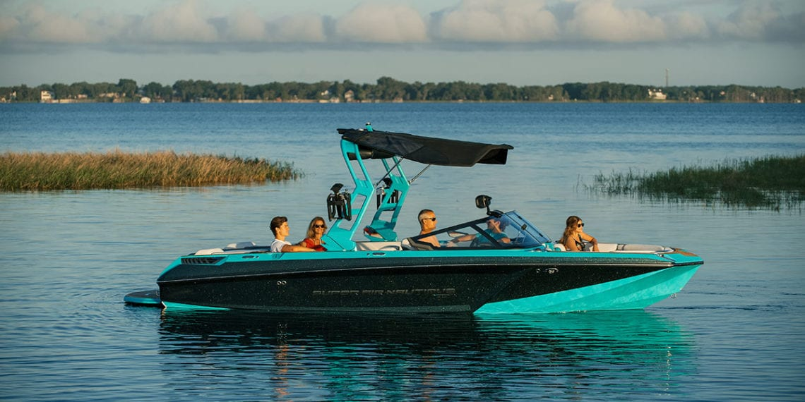 Introducing the All-Electric Super Air Nautique GS22E: The First of Its Kind