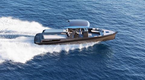 First hydrogen-powered yacht premieres in Monaco