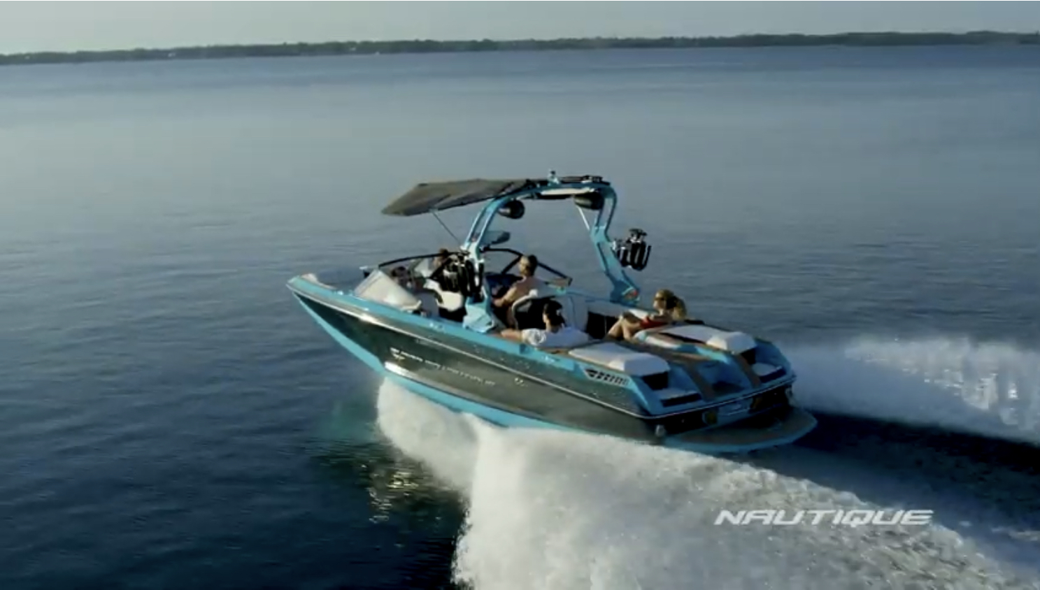 Check Out the All-Electric Super Air Nautique GS22E at the Fort Lauderdale International Boat Show