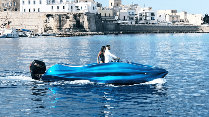 World's First 3-D-Printed Powerboat to Debut in Italy This Weekend
