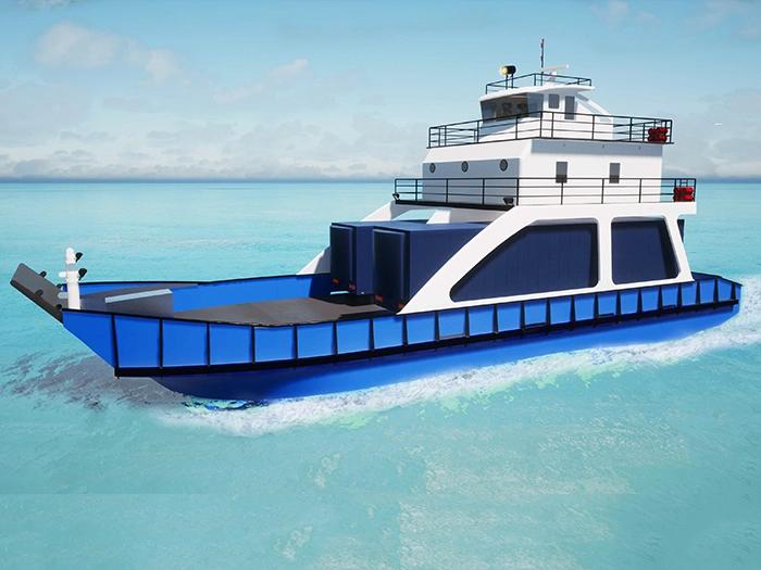 St. Johns Ship Building develops new landing craft design
