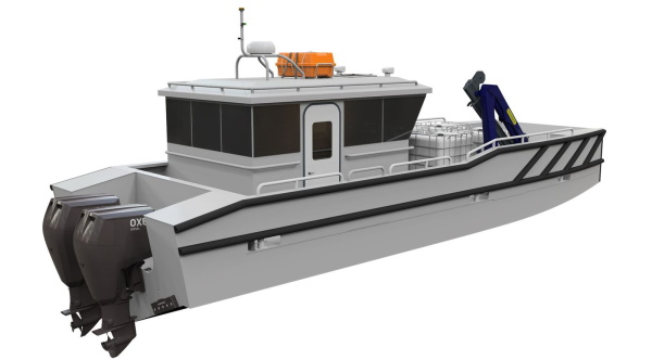 Iccb Orders Innovative New Chartwell Landing Craft To Bolster Offshore Fleet