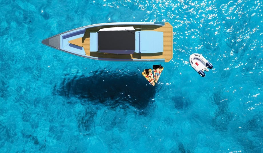 Pixii 750 first look: Newcomers plan to launch Britain's first electric boat