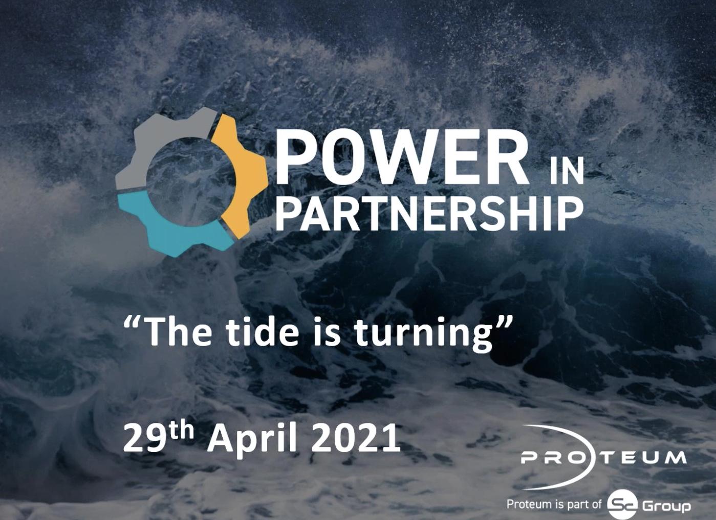 Proteum Power In Partnership Webinar