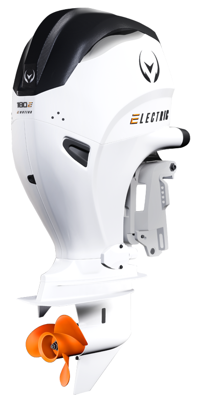 Worlds Most Powerful Electric Outboard