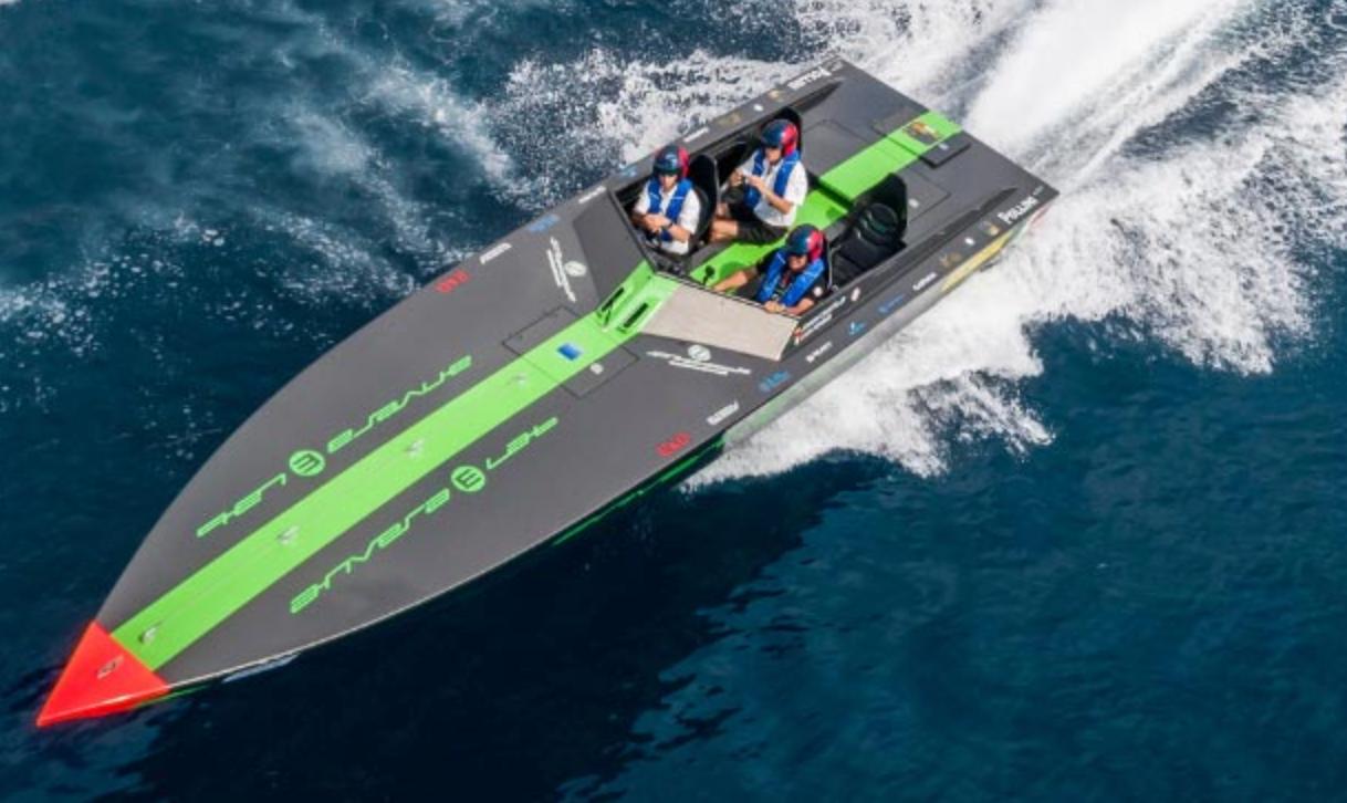 Venice's e-Regatta Showcases Electric Boats