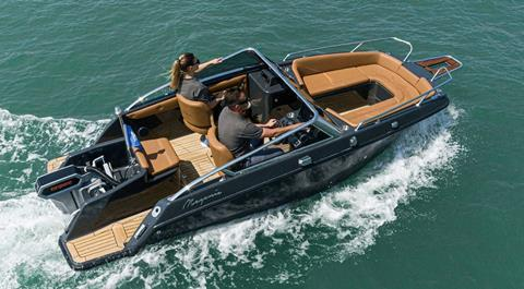 Spanish-Italian builder wants to revolutionise electric boating concept