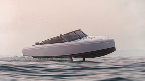 Candela to launch second generation hydrofoil boat