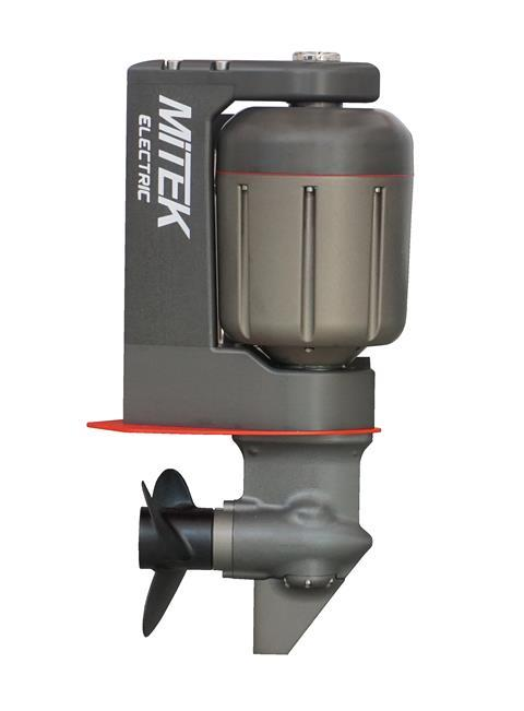 Mitek launches new electric sterndrive