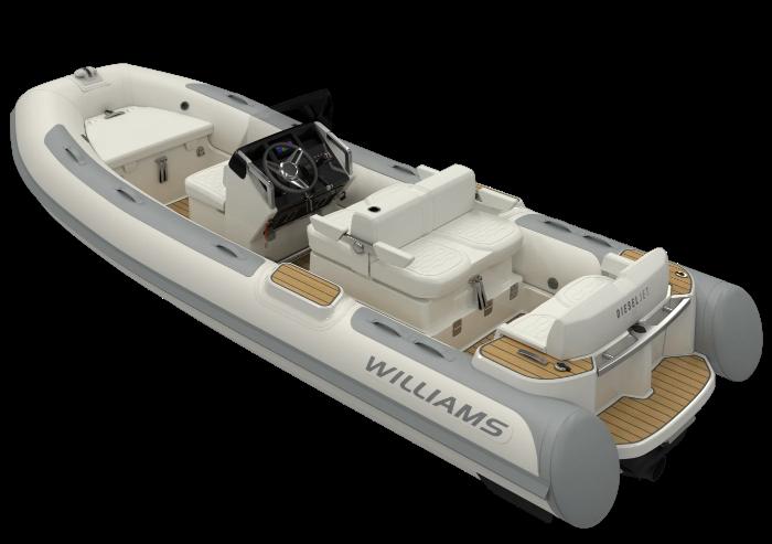 Williams Updates DieselJet Tenders