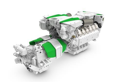 MAN Diesel unveils new hybrid propulsion system at Cannes