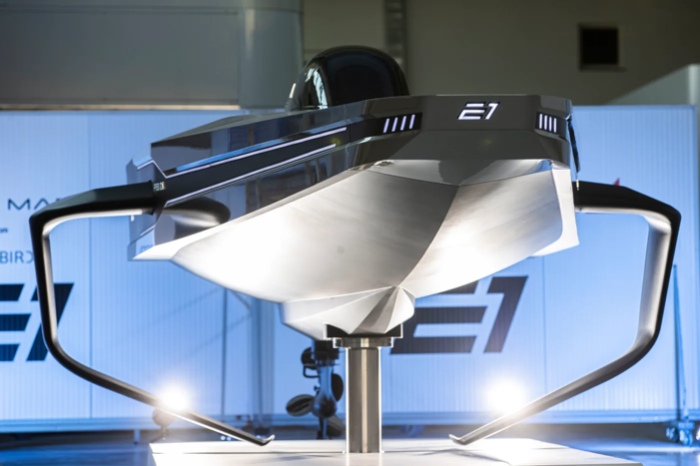 Mercury, Navico Join Electric Race Series
