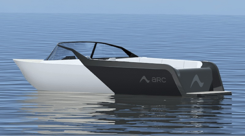 Arc One: the 350kW electric boat from former SpaceX engineers